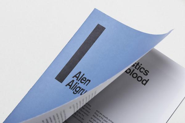 Funen Art Academy catalogue